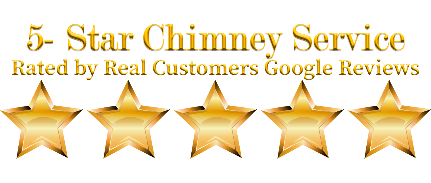 A Chimney Keeper 5 Star Ranking